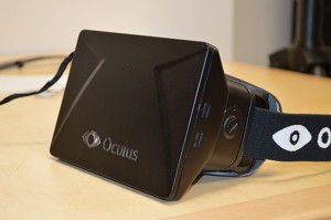 Oculus Rift Dev Version